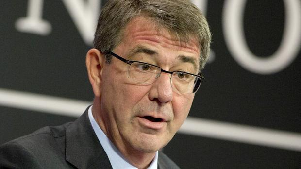 Ash Carter says the nuclear deterrent is an