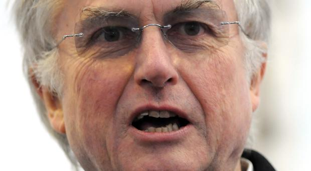 Professor Richard Dawkins fell ill on February 5, forcing him to cancel a tour of Australia and New Zealand