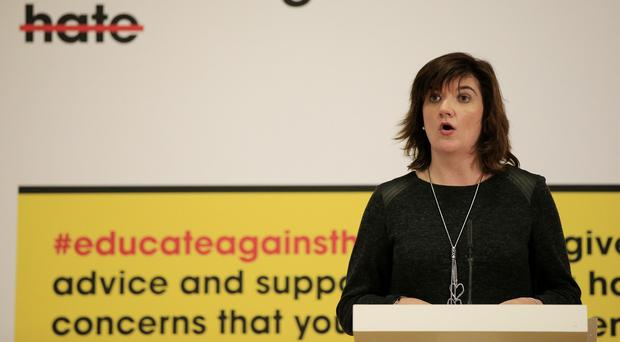 Education Secretary Nicky Morgan is believed to be considering foreign candidates for the post of Ofsted inspector