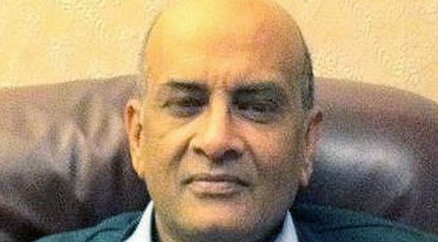 Akhtar Javeed died after being shot in the neck as masked men attempted to rob his drinks distribution firm in Digbeth, Birmingham (West Midlands Police/PA)