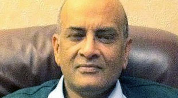 Akhtar Javeed was shot during an armed raid (West Midlands Police/PA)