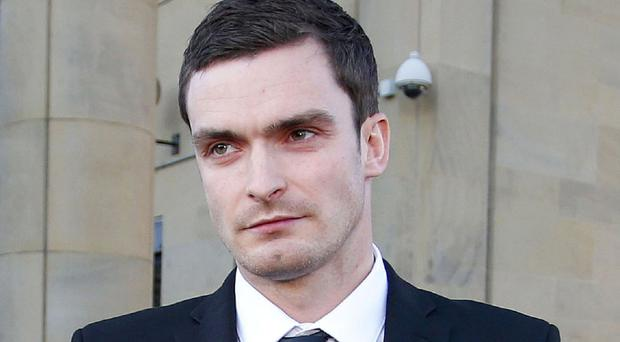 Adam Johnson's trial is continuing