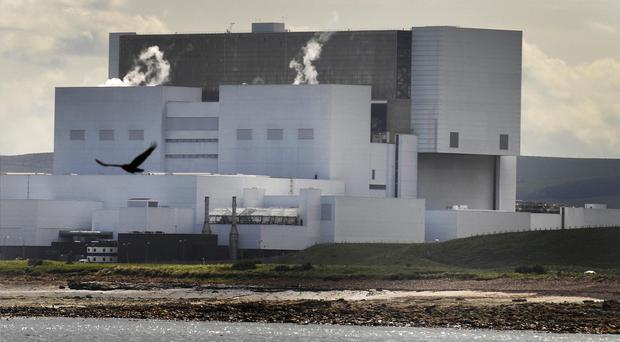 Torness Nuclear Power Station will see generation extended for seven years to 2020