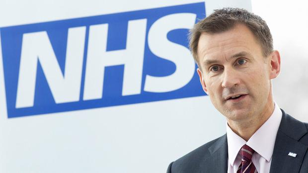 Royal colleges and unions have expressed dismay at Jeremy Hunt's decision