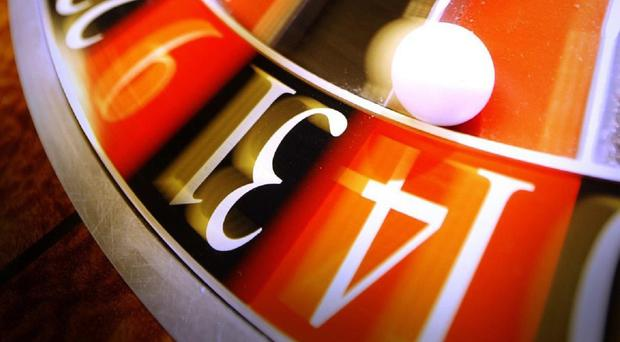 There are more than half a million problem gamblers in Britain, it was reported