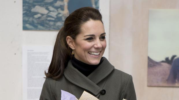 The Duchess of Cambridge will act as the role of guest editor