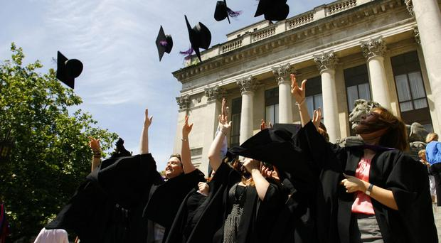 More than three in four students starting at leading universities are State-educated, new figures have shown. Stock image