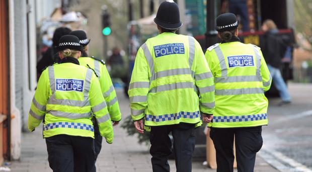 In one area a reduction in the neighbourhood police presence was followed by a surge in anti-social behaviour