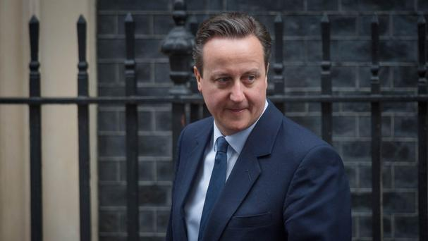 David Cameron is expected to voice strong support for proposals for Nato to monitor people-smugglers in the Aegean Sea