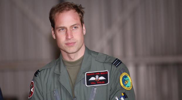 The Duke of Cambridge served a three-year tour on Anglesey