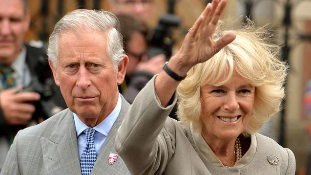 Carles and Camilla are due in Stamford Bridge, where they will meet local residents and business owners