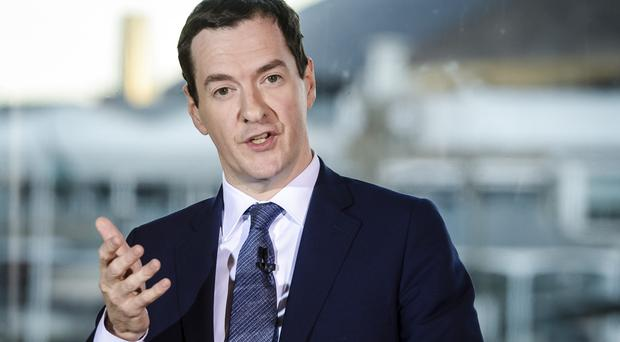 George Osborne announced proposals in November to cut Short money allocations to opposition parties by 19%