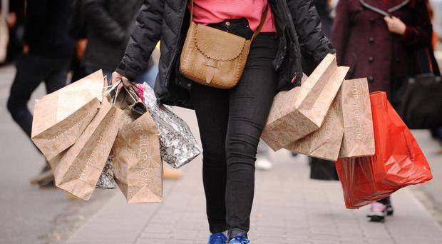 Retail sales for January rose by 5.2% compared to the same period last year