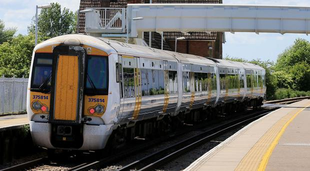 Southeastern services into London were hit by broken-down trains