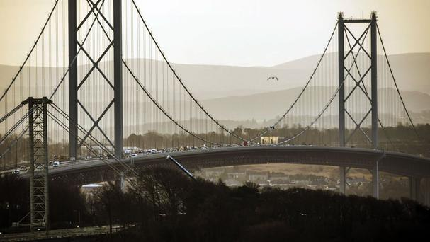 The Forth Road Bridge will fully reopen to traffic 11 weeks after it was forced to close when a crack was found