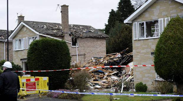 Paul Wilmott died after an explosion at his home in Haxby