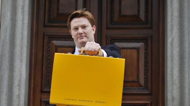 The requests were made when Danny Alexander was chief secretary to the treasury
