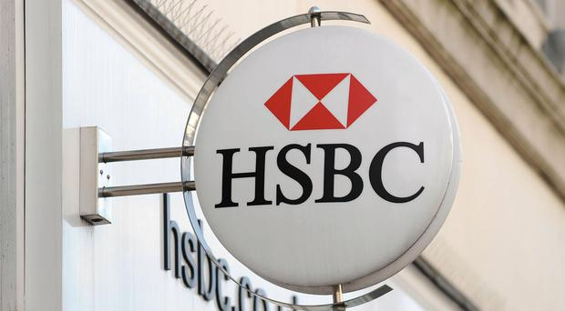 HSBC said it had achieved revenue growth in a difficult market environment