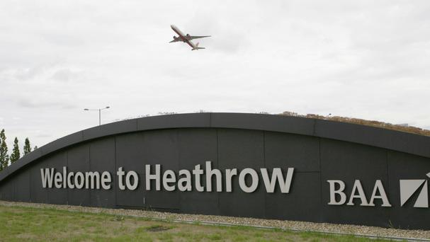 Some 75 million passengers used Heathrow last year, figures show