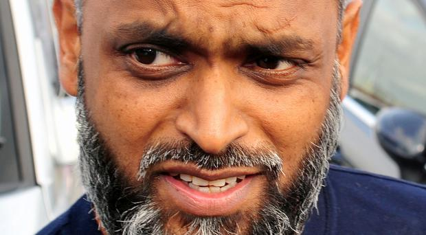 Moazzam Begg was held for three years