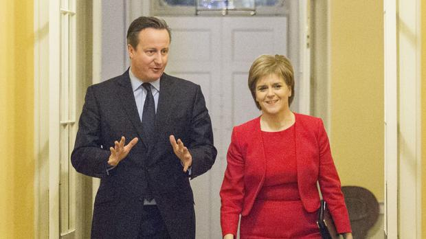 Nicola Sturgeon has announced to MSPs a deal has been worked out on Holyrood fiscal framework