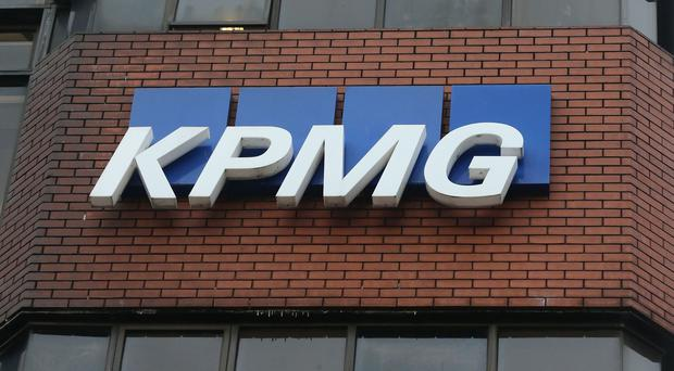 KPMG confirmed that the four partners - Paul Hollway, Eamonn Donaghy, John D'Arcy and Arthur O'Brien - had now left the practice after administrative leave
