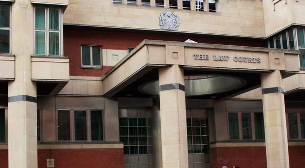 The case was heard at Sheffield Crown Court