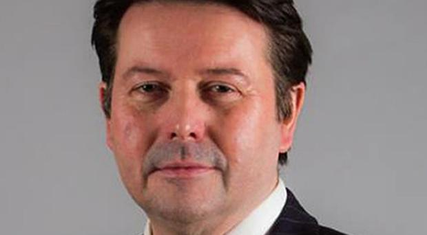 Phil Boswell, who is being investigated by the Parliamentary standards watchdog