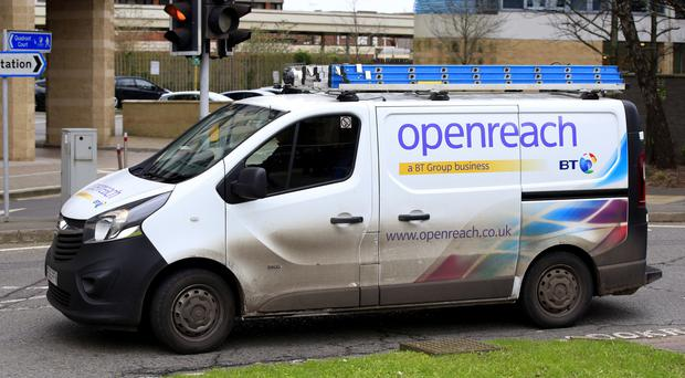 Ofcom has been considering options including a split of BT networks business Openreach