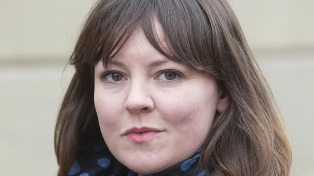 Natalie McGarry wrote on Twitter she was 'safe and absolutely fine' after reports emerged she had been detained in Turkey