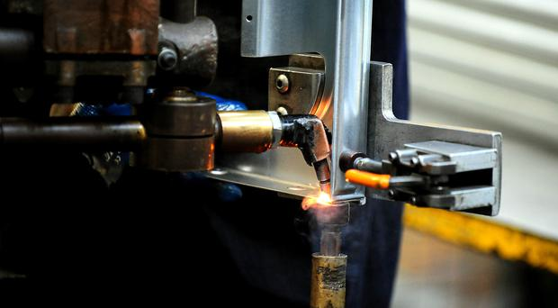 Manufacturing firms have been struggling