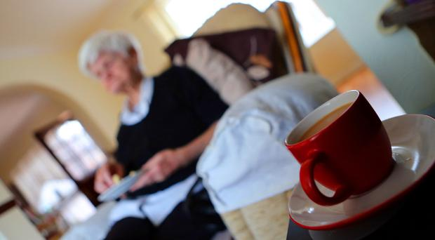 A report by charities said more needs to be done to enable people who want to die at home rather than in hospital to fulfil their final wish