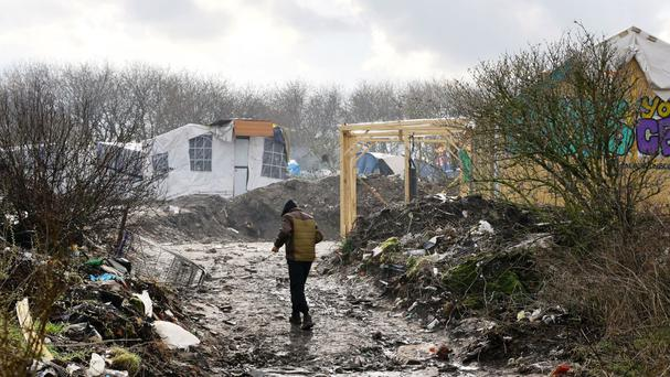 Volunteers in the Calais camp have spoken out about the lack of procedure in reporting serious cases of sexual abuse. [File photo]