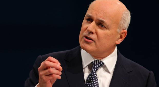 Iain Duncan Smith has said leaving Europe is more important than his Cabinet career