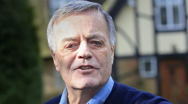 DJ Tony Blackburn said he refused an option to resign from the BBC, then return in a few months