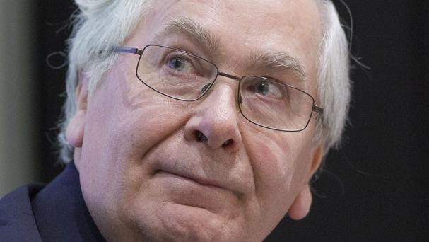 Lord King blames the last crash on a broken financial system rather than greedy bankers