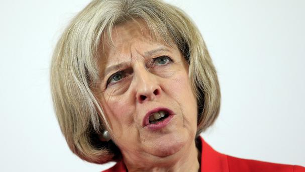 Theresa May faces criticism over her 'flawed' Bill