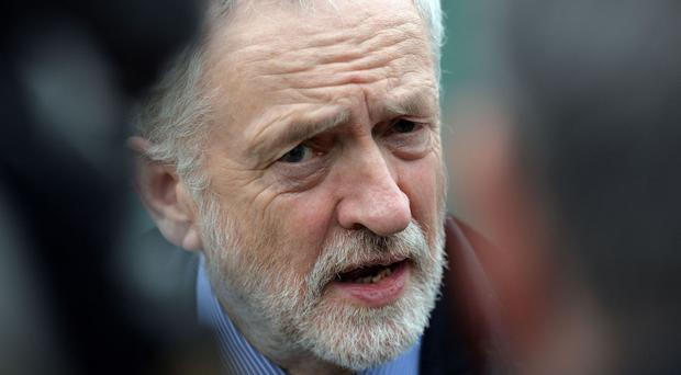 Jeremy Corbyn ruled out sharing a platform with David Cameron