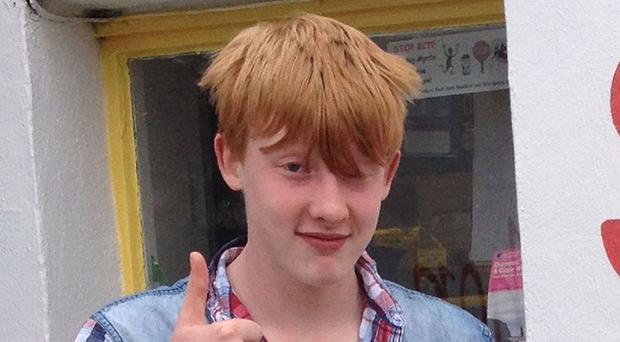Bailey Gwynne was fatally injured in the incident at Cults Academy in Aberdeen in October last year (Police Scotland/PA)
