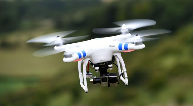 Air investigators said they uncovered 23 near misses between drones and aircraft in six months