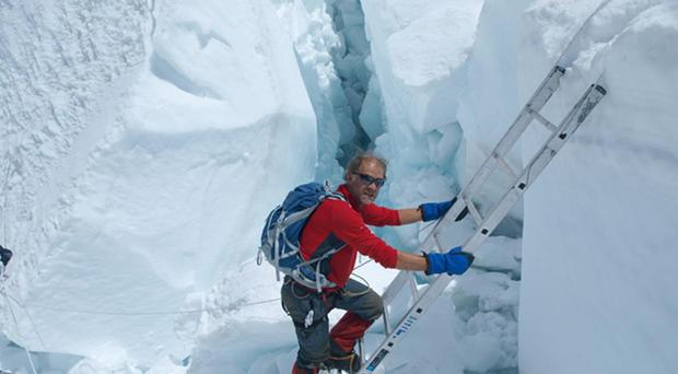 Sir Ranulph Fiennes is poles apart from his former colleagues in Ukip ahead of the referendum