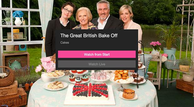 Some people watch iPlayer without a TV licence (BBC/PA)