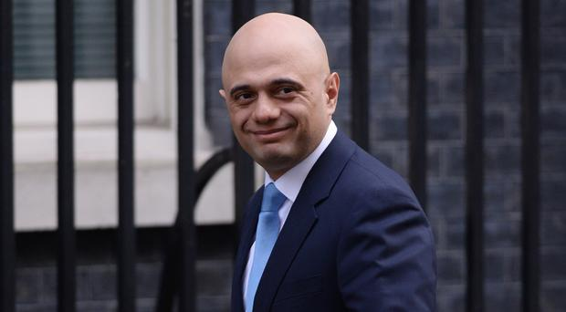 Business Secretary Sajid Javid said the Green Investment Bank will be sold off by the Government