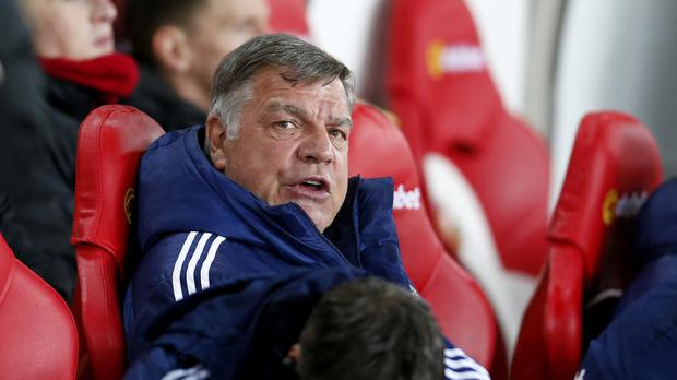 Sunderland manager Sam Allardyce said he was shocked by the guilty plea