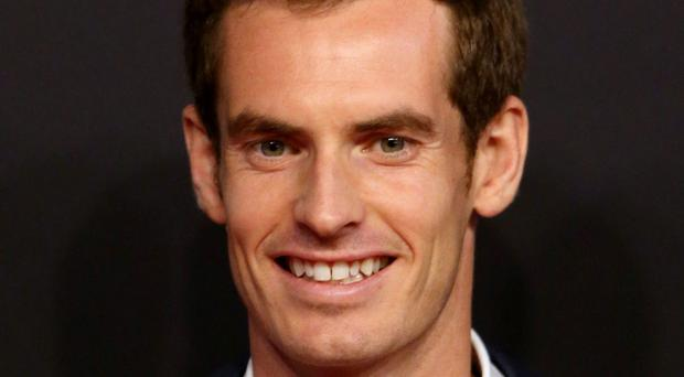Andy Murray said it is not easy being away from his baby daughter Sophia