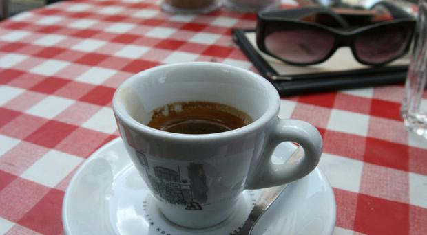 The experts said caffeine is known to have neuroprotective properties.