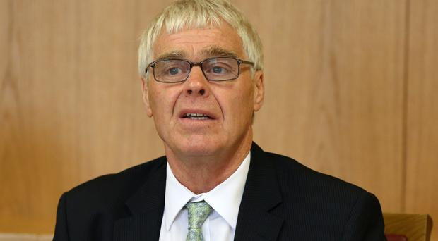 The late Harry Harpham, whose widow Gill Furniss has been selected as Labour candidate for the by-election in Sheffield triggered by his death