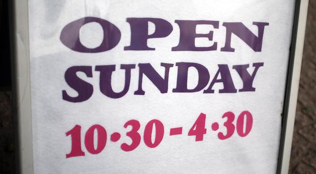 The Enterprise Bill proposes devolution of power to extend Sunday trading hours to English and Welsh councils