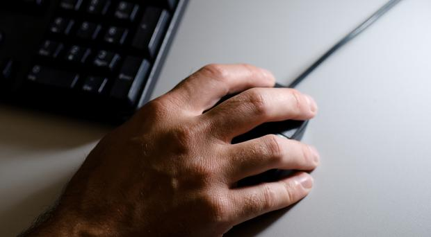 Extremists trying to recruit youngsters online may also use the regular post to maintain contact, a conference was told