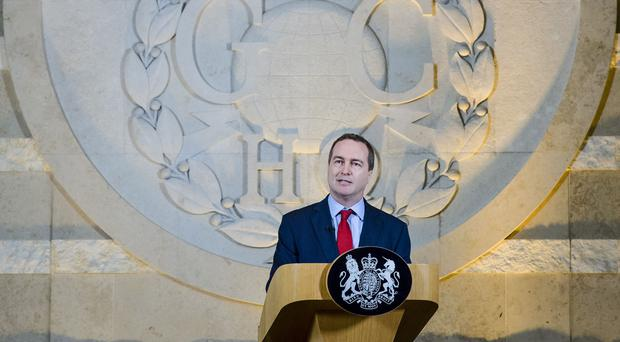 GCHQ chief Robert Hannigan said there should be a 'pragmatic' way of responding to the issue of encryption